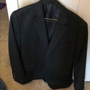 Stafford Black suit Jacket